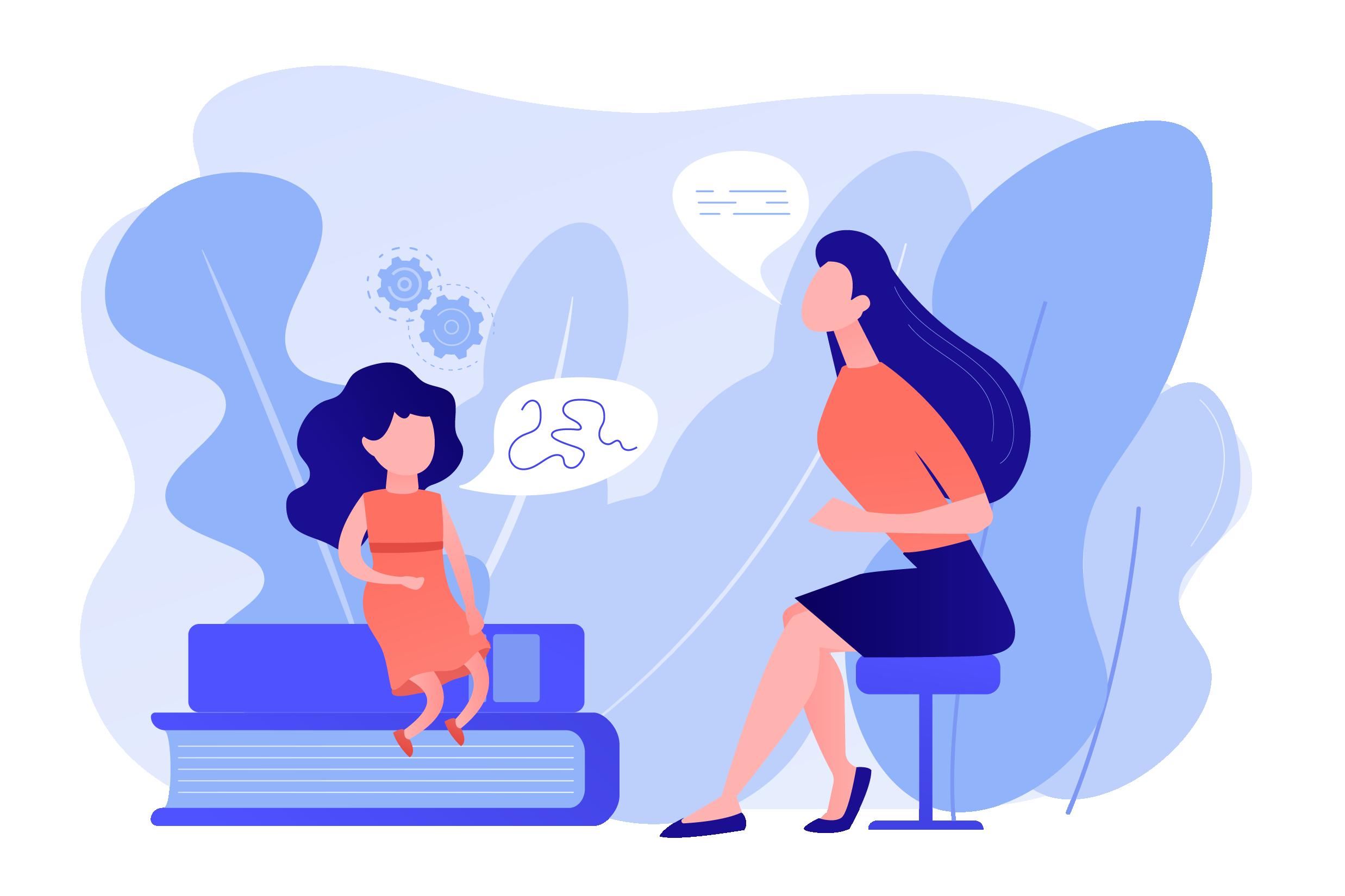 Ilustracja terapii